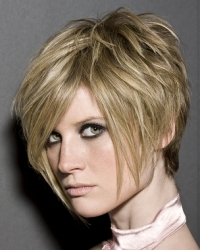 Textured Medium Hairstyles Ideas