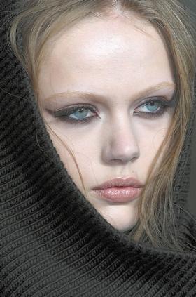 Jill Stuart Fall 2010 makeup