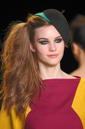 Lacoste makeup fall 2010