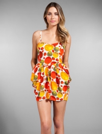 Fruity Prints Style Trend 2010