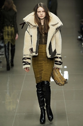 Burberry Prorsum 2010 fall