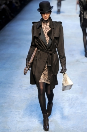 trench Hermes fall 2010