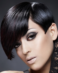 Short Urban Women Hair Styles