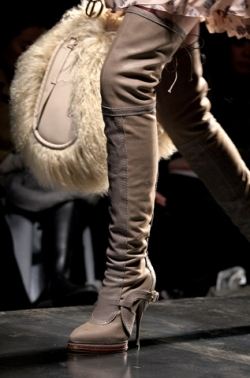 Fall/Winter 2010-2011 Shoe Trends.