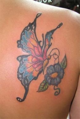 butterfly tattoo designs. Black Bedroom Furniture Sets. Home Design Ideas
