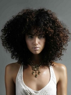 haircut for curly hair curly hair styling tips 9745