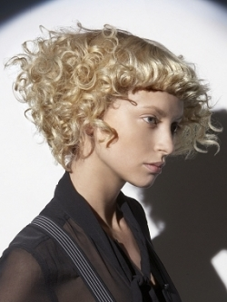haircut for curly hair haircuts 9745
