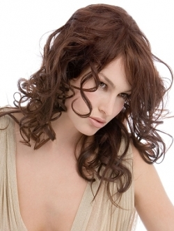 styles of hair curls hairstyles 2550