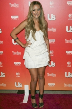 Lauren Conrad White Dress
