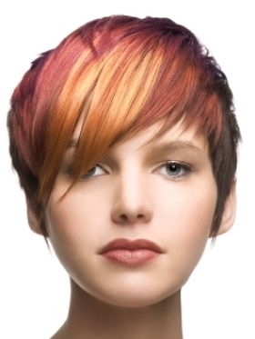 multi tone hair color