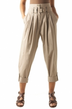 Spring/Summer 2010 Fashion Trend: Carrot Pants.