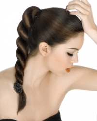 Heat-Proof Summer Updo Hair Styles