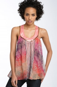 Water Color Prints Trend 2010