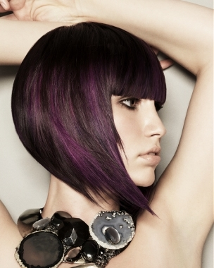 inverted or concave bob hairstyles the inverted bob is one of the most ...
