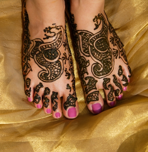 Henna Tattoo Tips : Temporary tattoo tips