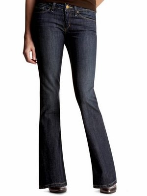How to Choose Jeans that Make You Look Slimmer.
