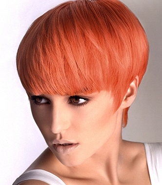 emo hair color ideas for short hair. Subtle hair color shades need