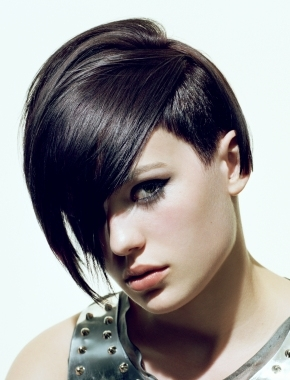 Peachy Bob Hairstyle With Shaved Side Best Haircuts Short Hairstyles Gunalazisus