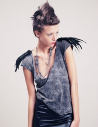 Feather Style Trend Tips 2010