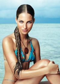 How to Get Summer Braids