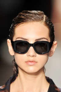 Wet Look Hairstyles Trend