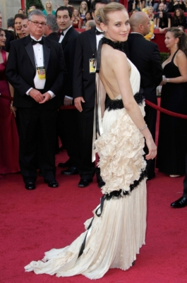 Diane Kruger In Chanel Couture