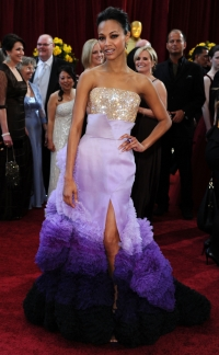 2010 Oscars Celebrity Red Carpet Dresses
