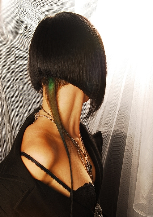 Inverted  Hairstyles on Inverted Bob Haircuts