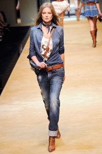 Spring 2010 Jeans Trends