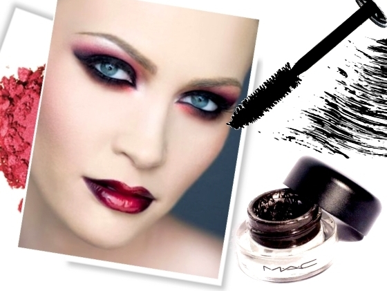 goth style makeup. Gothic makeup can truly be