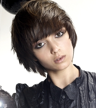 summer short layered hair styles