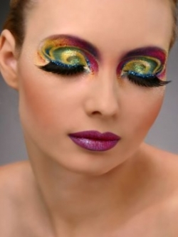 Candy Makeup on Candy Makeup Look   Makeup Tips And Fashion