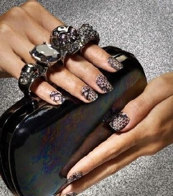 Glam Nail Trends For Summer