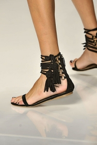 2010 Summer Shoe Trends - Flats