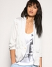 Summer Fashion Must-Have White Blazer