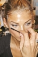 Runway Eye Makeup Tricks