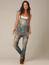 2010 Fashion Trends - Overalls