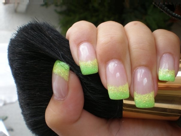 colorful nail art ideas for summer - Nail Tip Designs Ideas