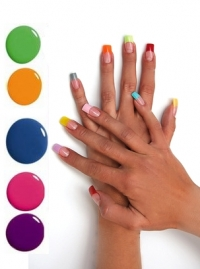Colorful Nail Art Ideas for Summer