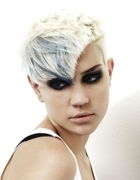 Pastel Hair Highlights Ideas