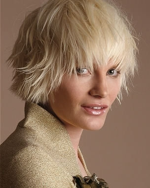 short wispy neckline haircuts wispy layered hair styles