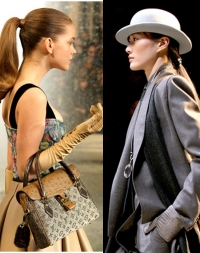 Fall/Winter 2011 Feminine vs Masculine Trends
