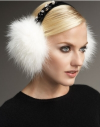 Cool Earmuffs Winter Accessory Trend