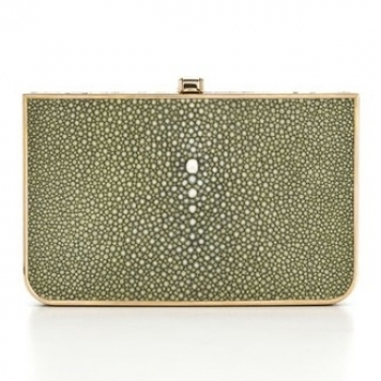 Salvatore Ferragamo Spring Summer 2011 Clutch