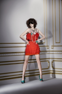 Lanvin for H&M Lookbook