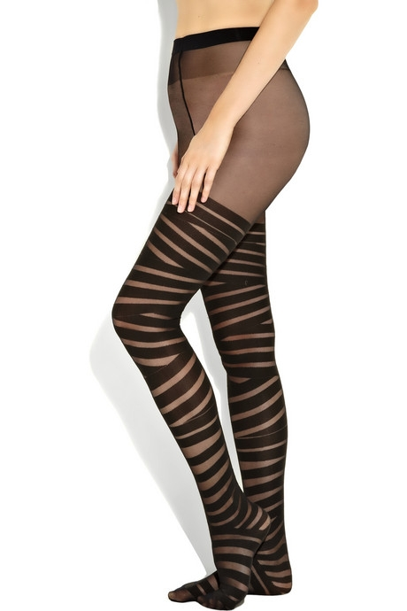 Latest Winter Tights Trends 2010.