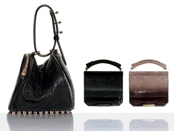 A Wang Bags for spring 2011