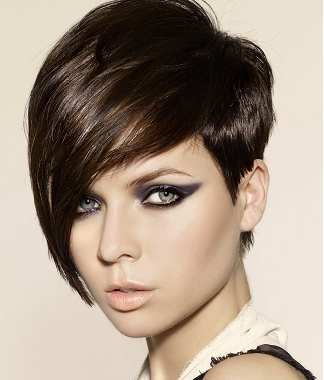 short stacked hairstyle pictures. Stacked Hairstyles and