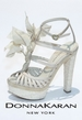 Donna Karan Spring/Summer 2011 Shoes