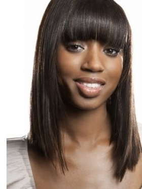 Terrific Relaxed Hair Style African Curls Short Hairstyles For Black Women Fulllsitofus